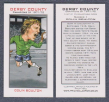 Derby County Colin Boulton 1